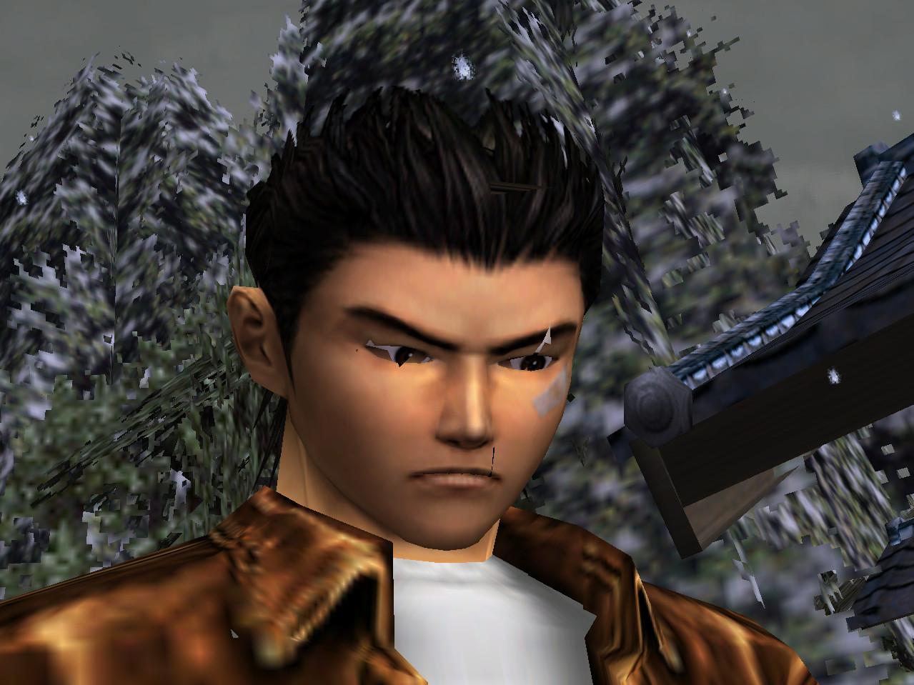 Shenmue Before
